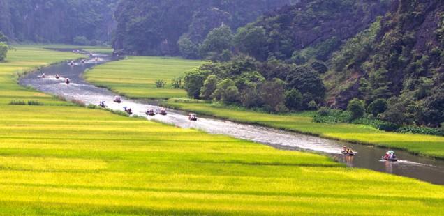 Ninh Binh, Tam Coc - Bich Dong