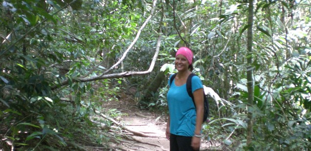 Hiking in Taman Negara!