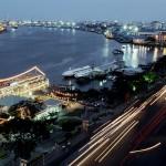 Modern Saigon is incredibly vibrant.