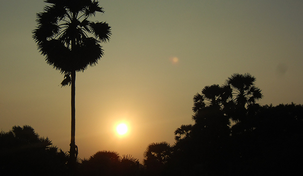 sunrise Uppuveli