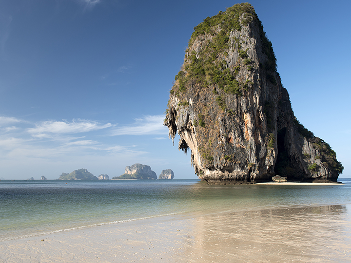 Alluring beaches of Thailand.