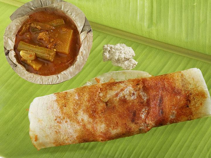 mysore masala dosa india